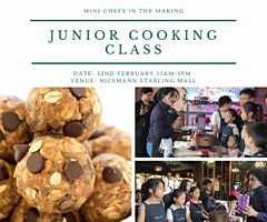 Junior Cooking Class