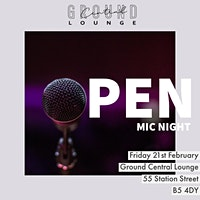 GC Open Mic Sessions