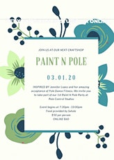 Paint N Pole Party tickets