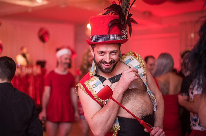 The Red Dress Ball image