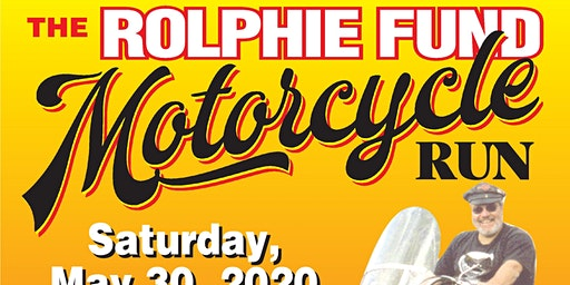 Rolphie Fund Motorcycle Run