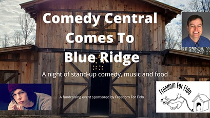 Comedy Central Comes To Blue Ridge tickets