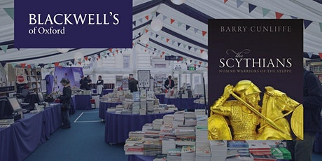 CANCELLED Marquee Moments - Barry Cunliffe 'The Scythians' tickets