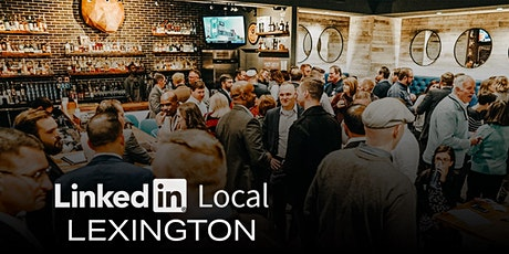 LinkedIn Local Lexington tickets