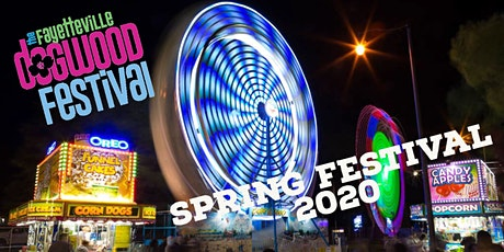 38th Annual Fayetteville Dogwood Festival tickets
