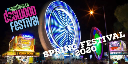 38th Annual Fayetteville Dogwood Festival