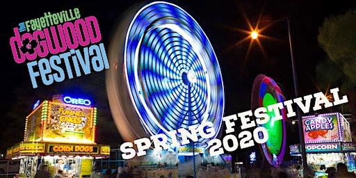 38th Annual Fayetteville Dogwood Festival