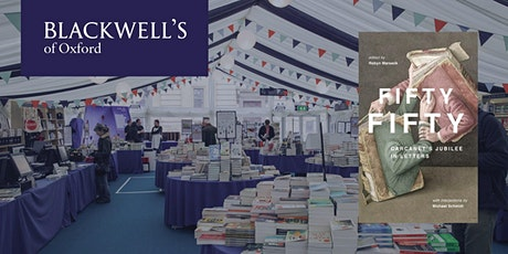 Marquee Moments- Robyn Marsack 'Fifty Fifty: Carcanet's Jubilee in Letters' tickets