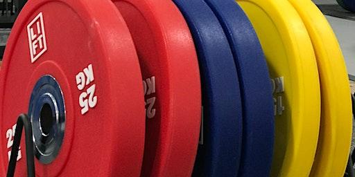Develop your Deadlift - LIFT Gyms Workshop