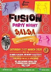 Fusion Party Night tickets