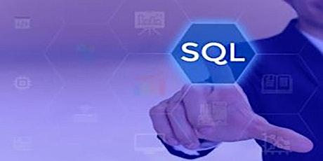 SQL/Database for Beginners, SQL Course for 2 days ingressos
