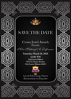 CROWN JEWEL AWARDS 2020 - MEN MAKING A DIFFERENCE