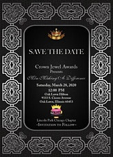 CROWN JEWEL AWARDS 2020 - MEN MAKING A DIFFERENCE tickets