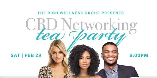 CBD Networking Tea Party