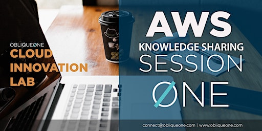 AWS  Cloud Knowledge Sharing Session