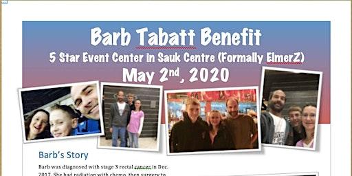 Barb Tabatt Benefit