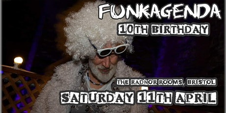 Funkagenda 10th Birthday and Rooftop Terrace Party tickets