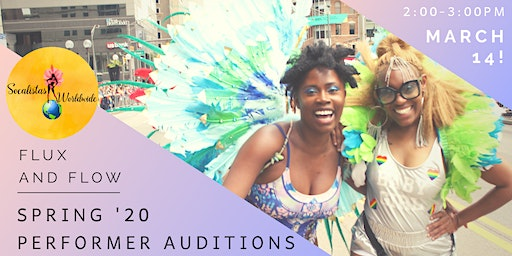 Carnival Performer Audition Spring '20