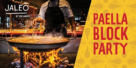 Paella Block Party tickets