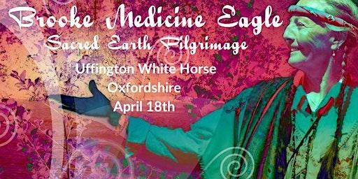 Brooke Medicine Eagle - Sacred Earth Pilgrimage - Uffington White Horse