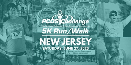 PCOS Walk 2020 - New Jersey PCOS Challenge 5K Run/Walk tickets