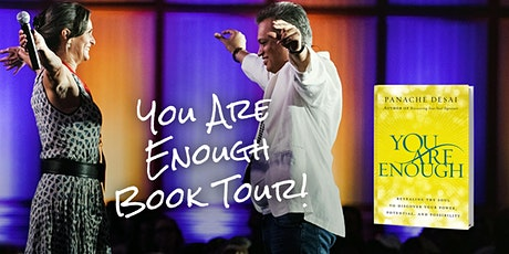 Panache Desai's You Are Enough Experience! - Los Angeles, CA tickets