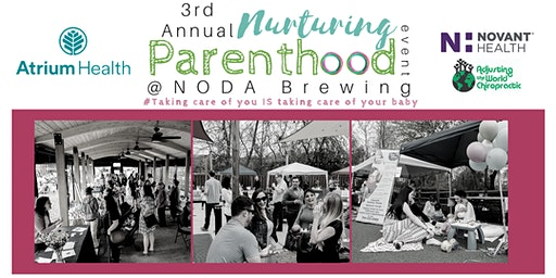 3rd Annual Nurturing Parenthood Event