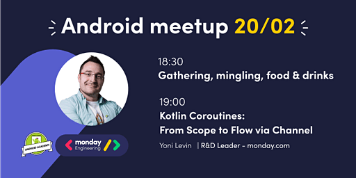 Special Event - Kotlin Coroutines - From Scope to Flow via Channel