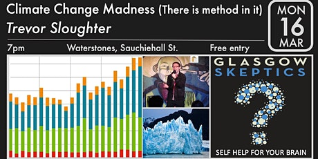 Climate Change Madness (There is method in it) tickets