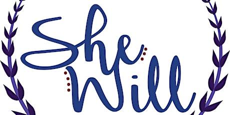 SheWill WORK: Workforce Skills for Girls  tickets