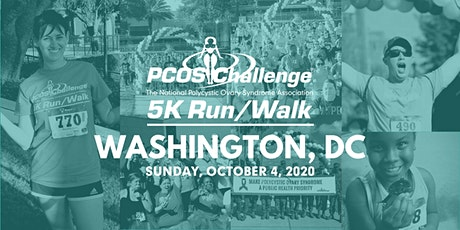 PCOS Walk 2020 - Washington, DC PCOS Challenge 5K Run/Walk tickets