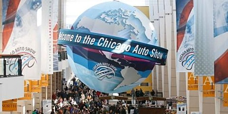 Chicago Auto Show 2020: The UltimateTV Contest tickets