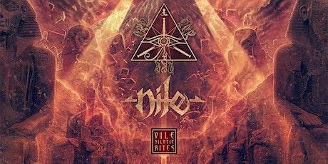 Nile in Orlando tickets