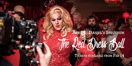 The Red Dress Ball tickets