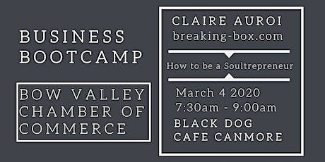 Business Boot-Camp tickets