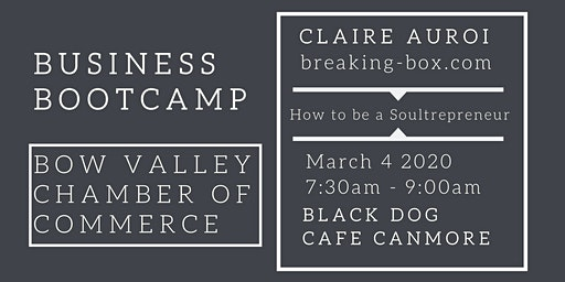 Business Boot-Camp