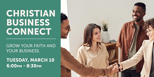 Christian Business Connect Event