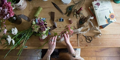 An evening of Mindfulness & Flowers | Dried Floral Wreaths tickets