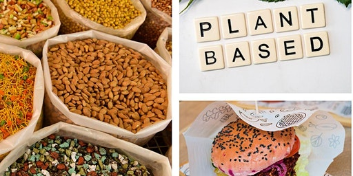 WHAT'S IN YOUR BURGER? DECODING PLANT-BASED EATING