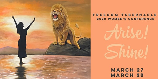 Freedom Tabernacle 2020 Women's Conference