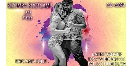 Kizomba Bootcamp tickets