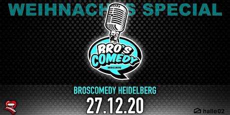 BrosComedy Heidelberg - Mix Show - Weihnachts Special! Tickets