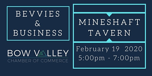 February Bevvies & Business