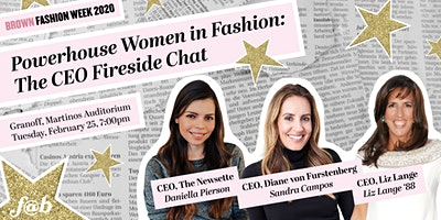 Powerhouse Women in Fashion: The CEO Fireside Chat