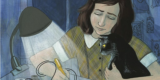 The Cat Who Lived with Anne Frank Book Reading