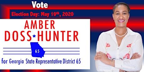 Amber Doss-Hunter Campaign Fundraiser tickets