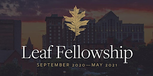 Leaf Fellowship Information Session (Saturday Morning, February 22)
