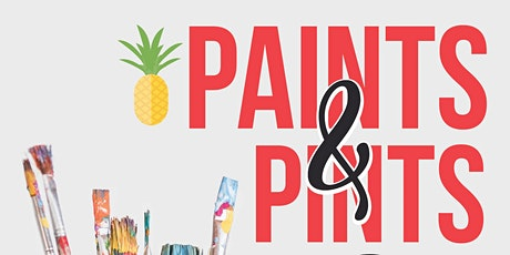 February Paints and Pints at Dunbar Brewing tickets