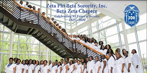 95th Charter Day Celebration - Beta Zeta Chapter