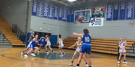 2020 FCIAC Girls Basketball Championship Game